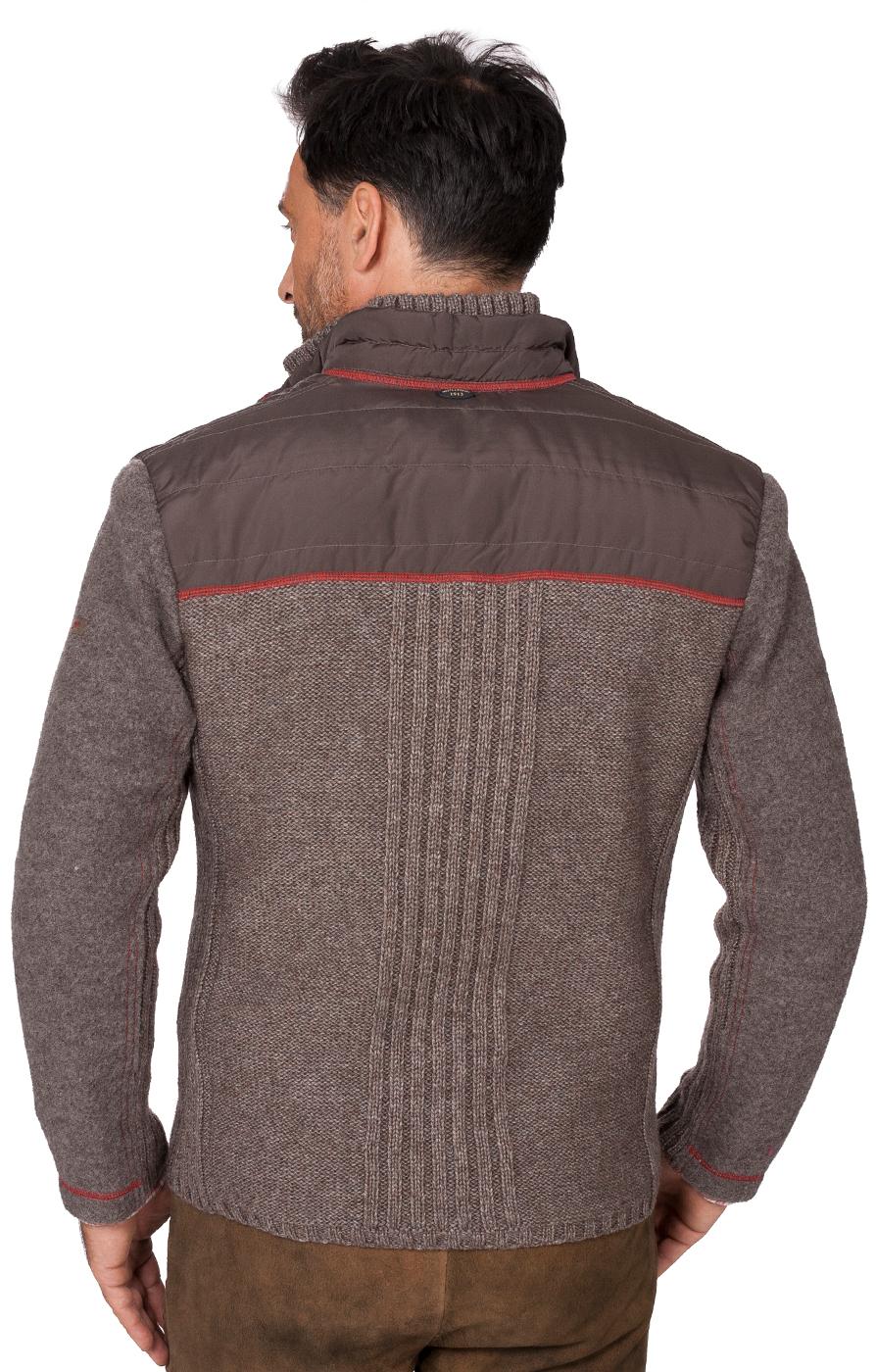 weitere Bilder von Traditional waistcoat Falkmar dark brown