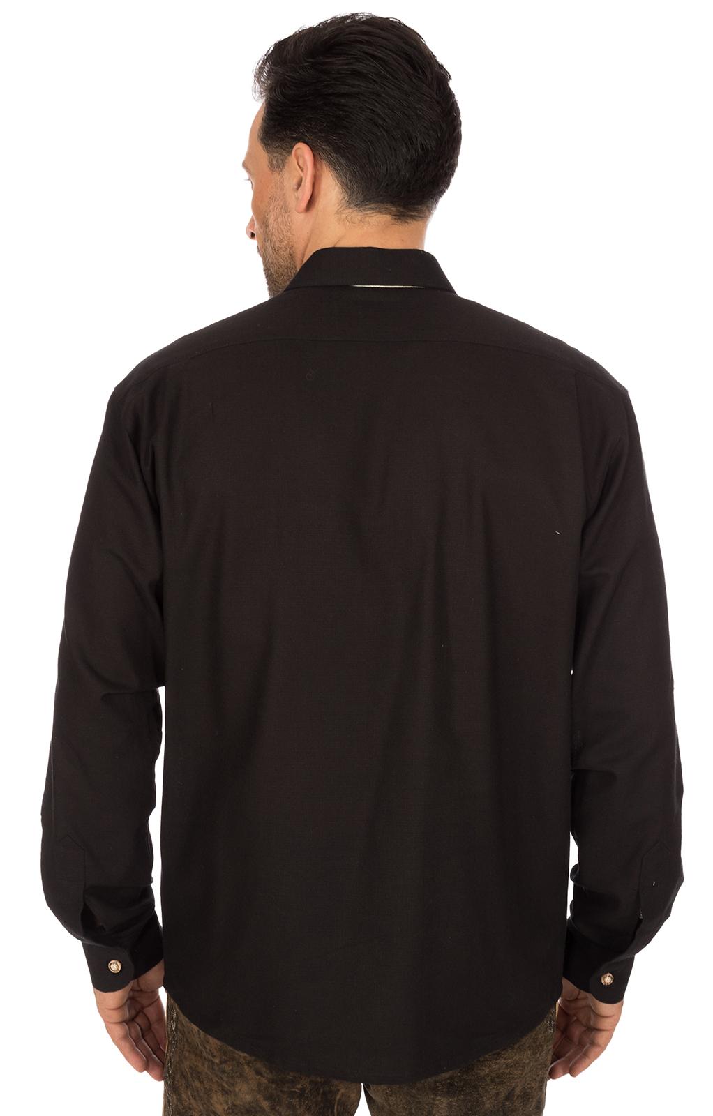 weitere Bilder von German traditional shirt black