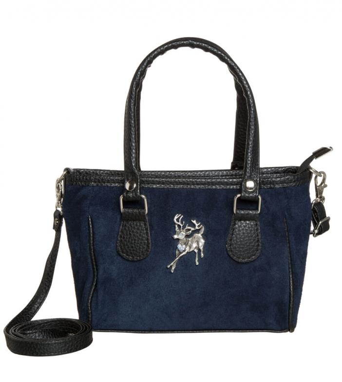 Traditional dirndl bag TA30880-1136 dark blue