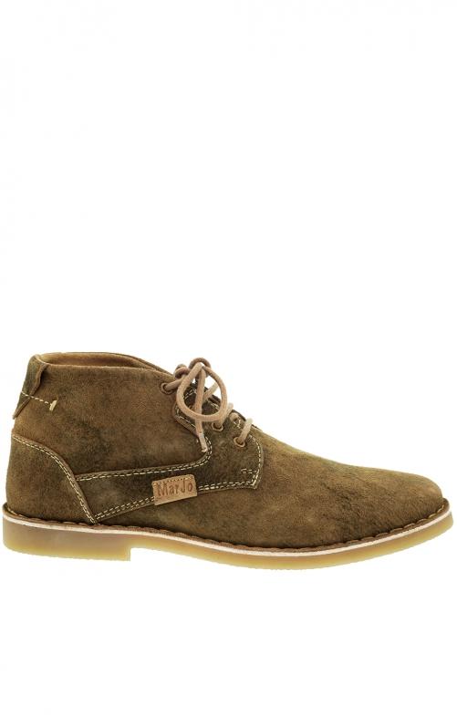 German traditional shoes CHUCKS2 brownantik