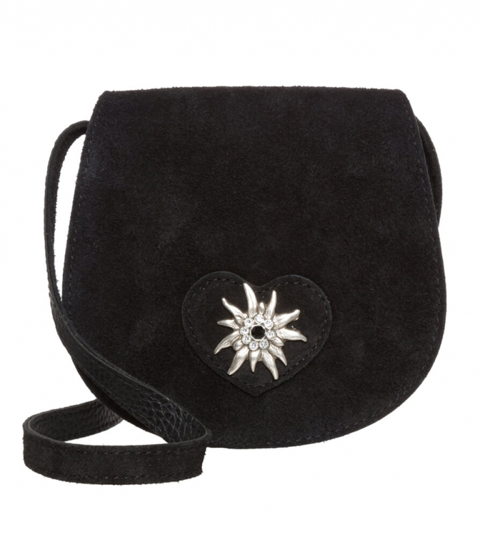 Traditional dirndl bag TA30340-9196 black