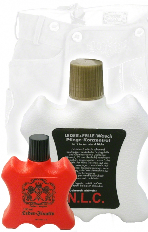 Leather wash concentrate FIXATIV