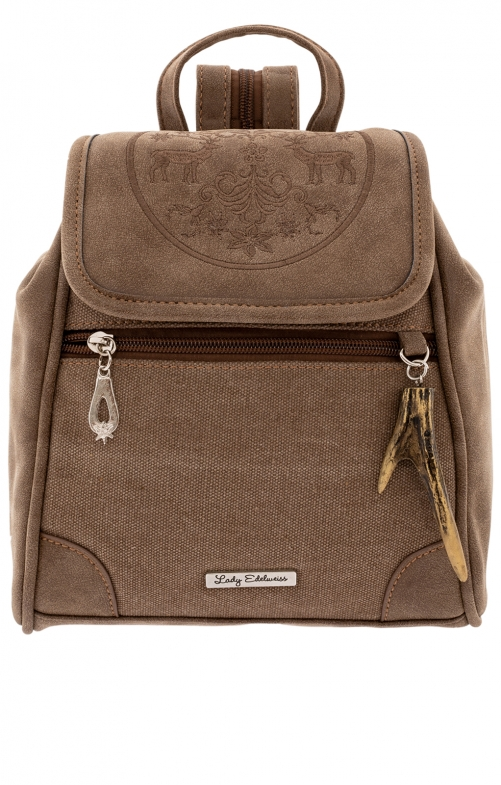 Traditional bag 11510 brown