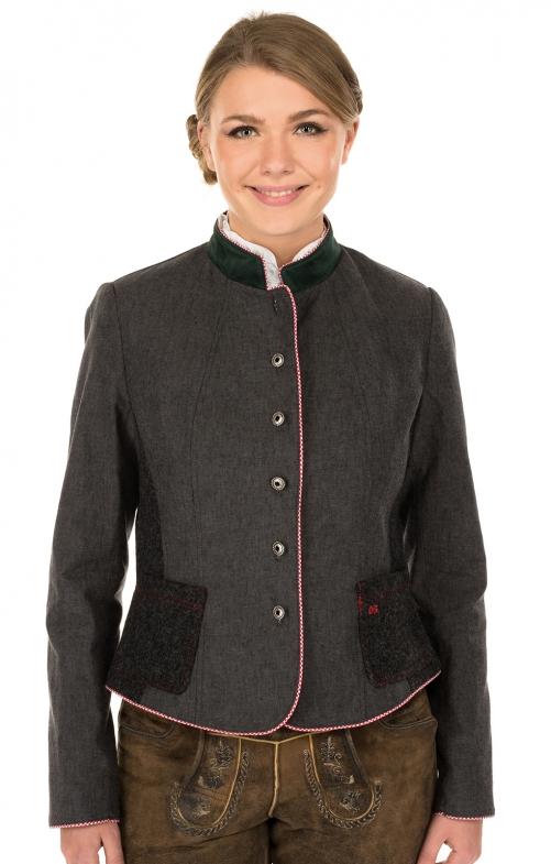 Trachten Jacket black