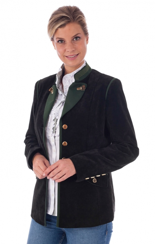 Traditional Jacket Genna black