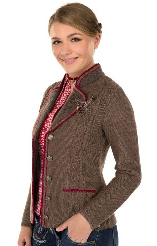Trachten Jacket brown