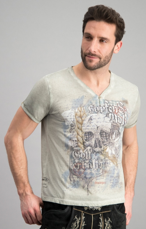 Costumes T-shirt BRAEU blue
