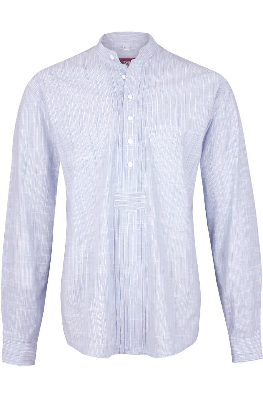 weitere Bilder von German traditional shirt 920001-3440-2 blue