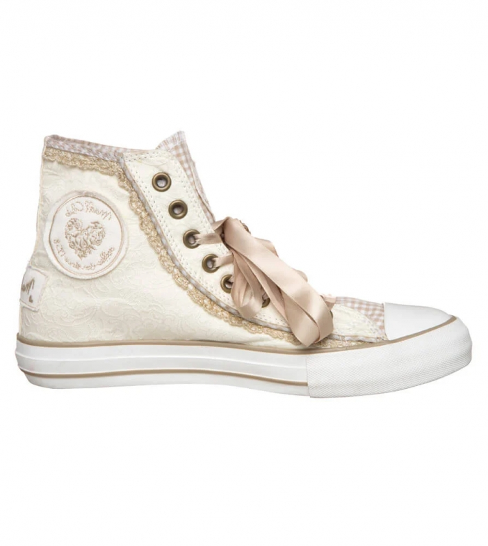 Traditional shoes 4122 ecru