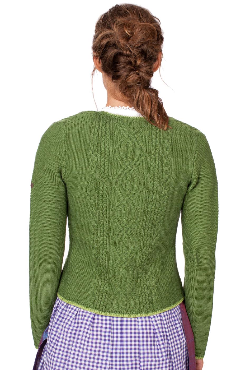 weitere Bilder von Traditional Cardigan Fancy green