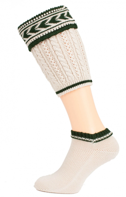 Loferl set with socks 36010 nature/forest
