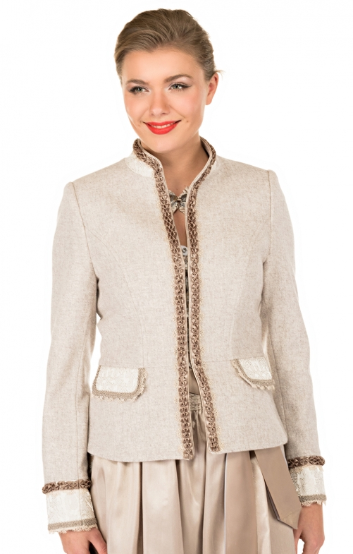 Traditional Jacket CASSIA nature