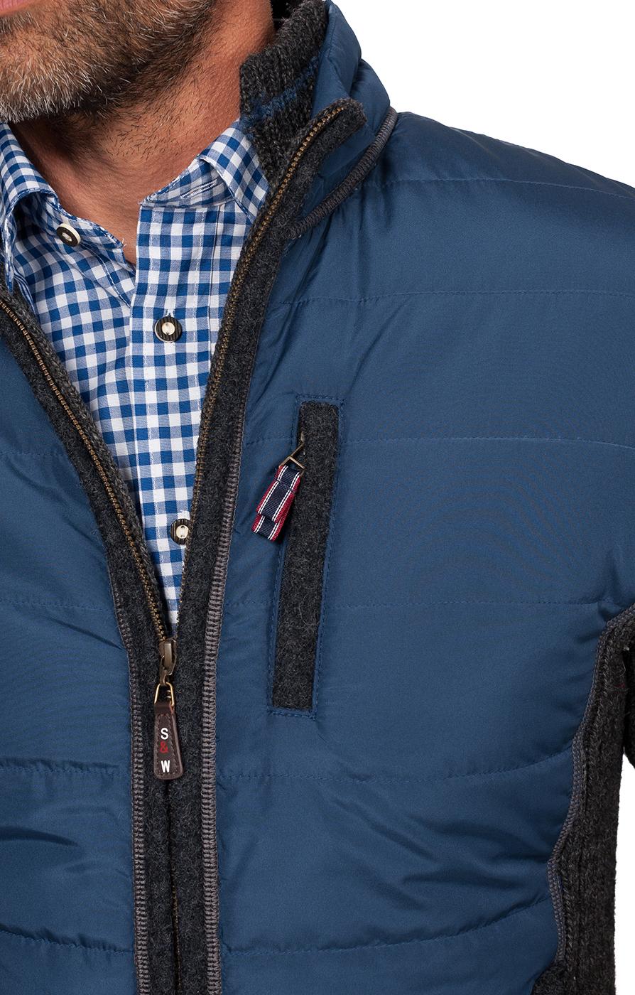 weitere Bilder von Traditional waistcoat Falkmar dark blue
