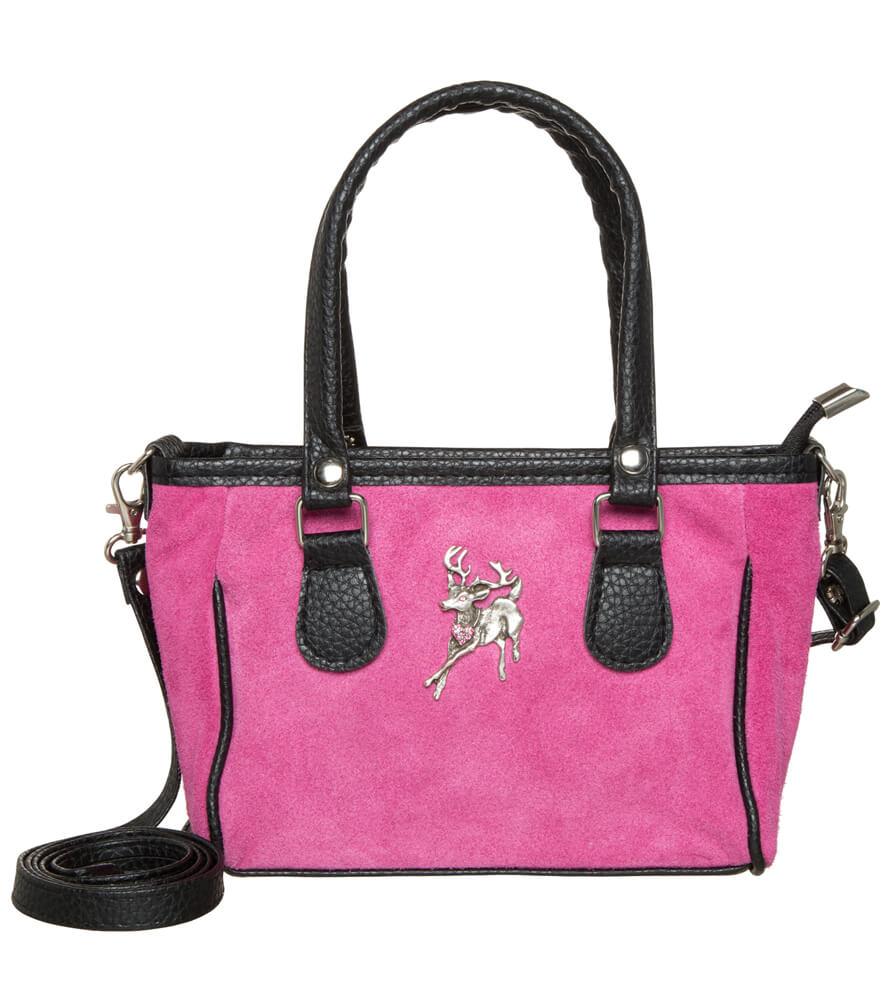Traditional dirndl bag TA30880-1136 pink von Schuhmacher