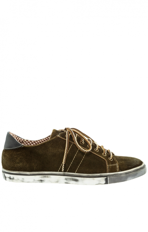 German traditional shoes SNEAKER hazel