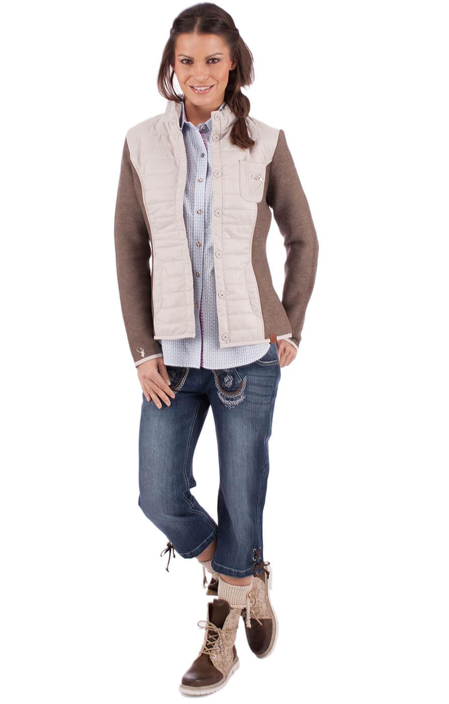 weitere Bilder von Traditional Jacket EDELWEISS brown