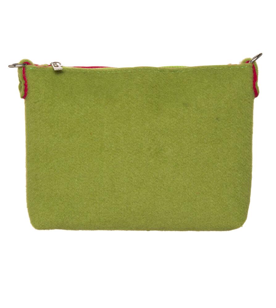 weitere Bilder von Traditional dirndl bag TA22590-3EDW apple