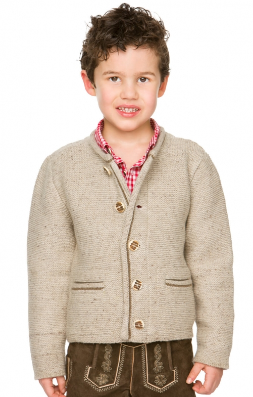 Children cardigan Malo nature