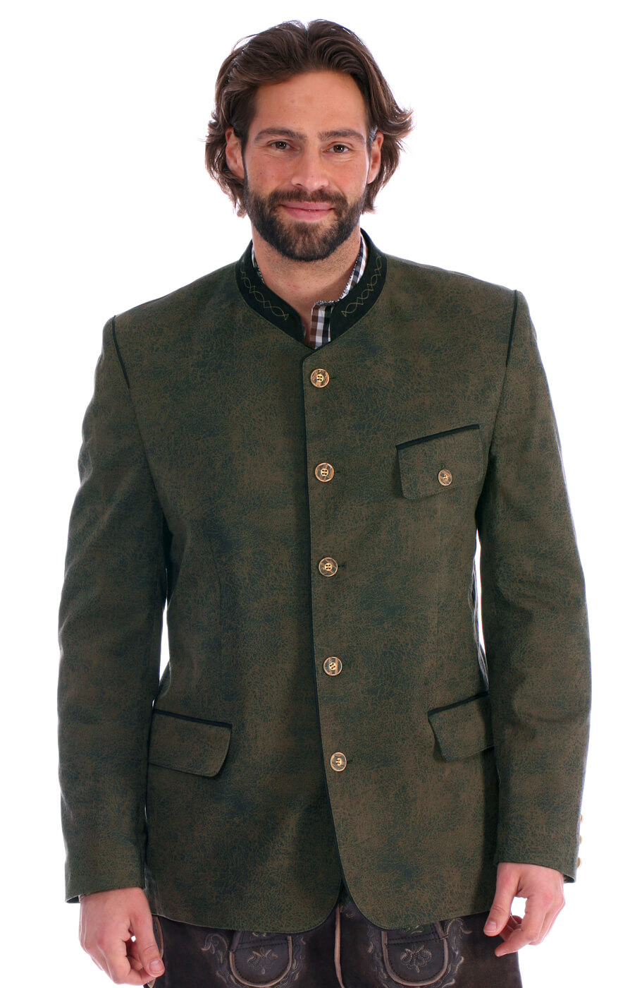 weitere Bilder von German traditional jacket Joscha green