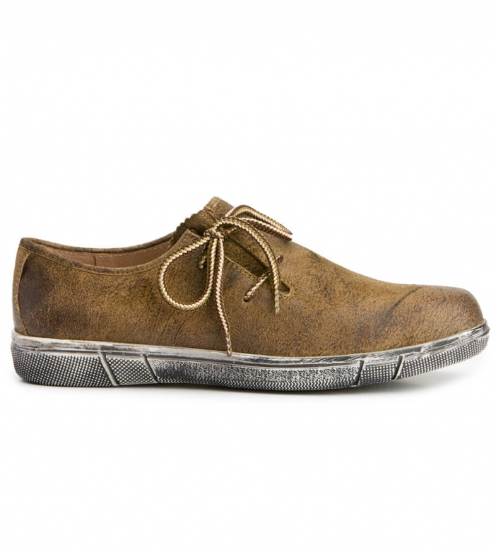 German traditional shoes 1110 havanna
