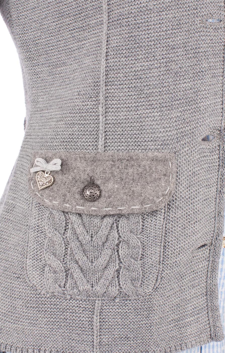 weitere Bilder von Traditional Cardigan ETTAL gray