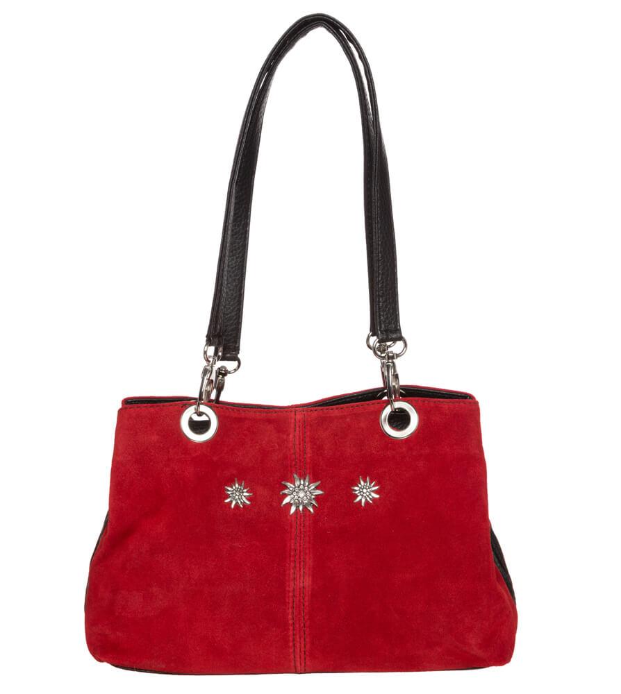 Traditional dirndl bag TA30200-EDW red von Schuhmacher