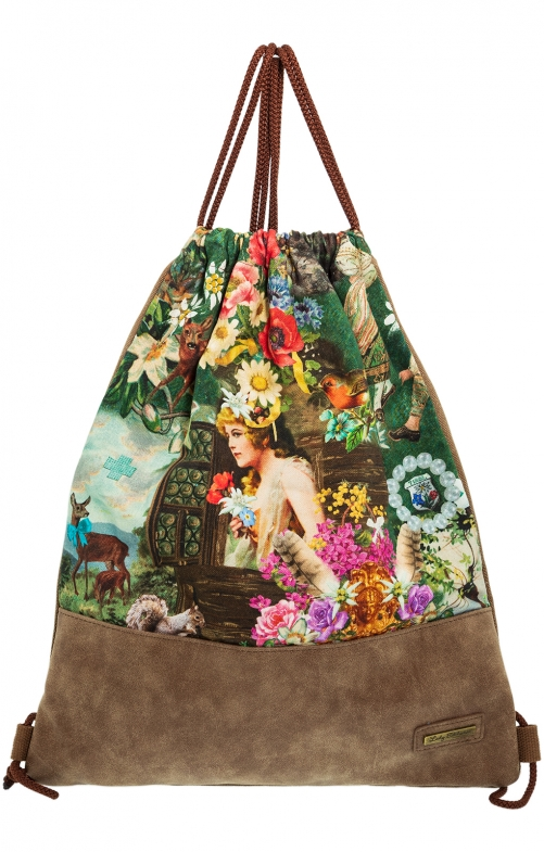 Traditional bag 11501 Uni - Nostalgie