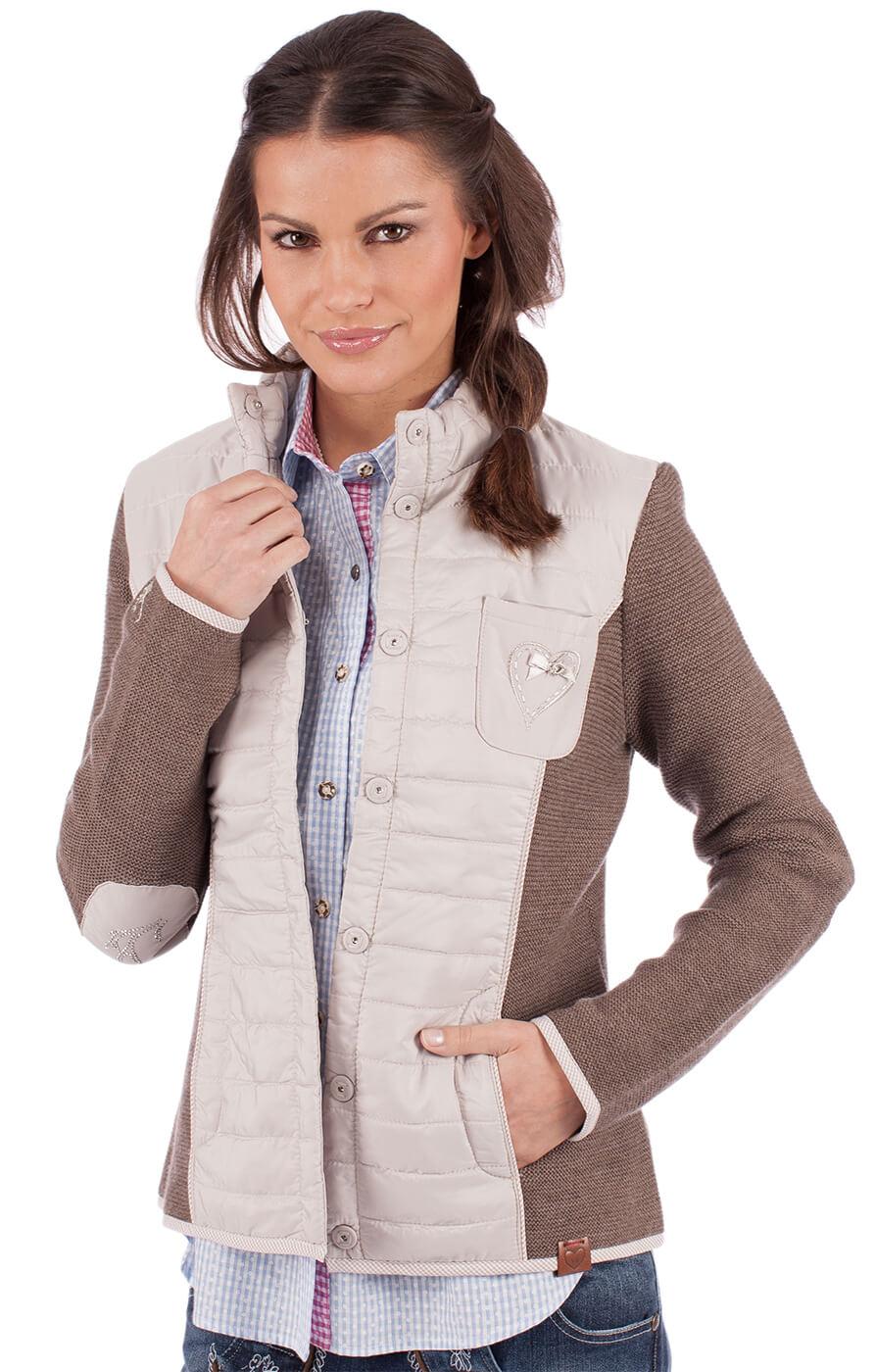 Traditional Jacket EDELWEISS brown von Spieth Wensky
