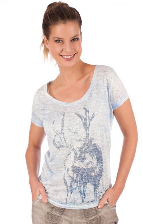 Traditional T-Shirt DANIELA rose