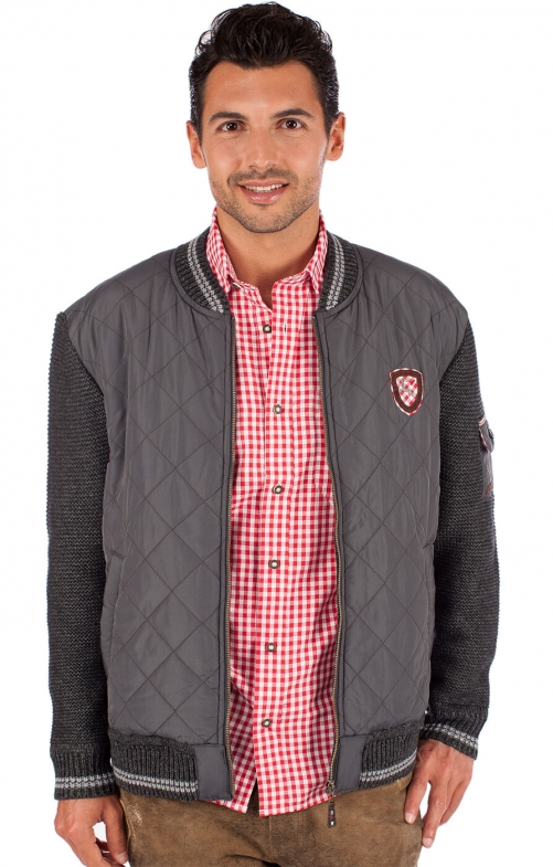 German traditional jacket EGINOanthrazit