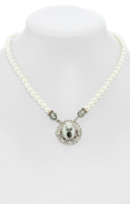 Traditional necklace 1799 deer