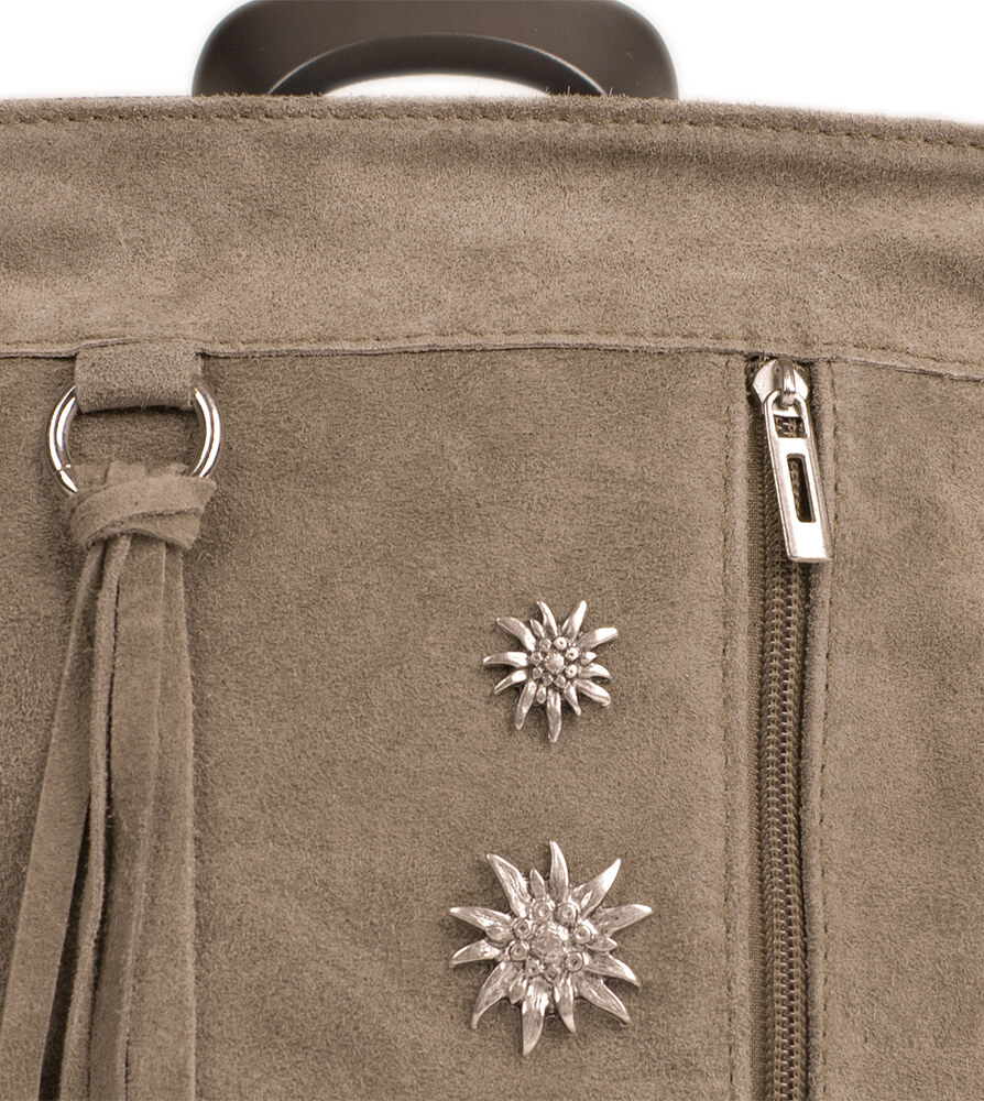 weitere Bilder von Traditional dirndl bag TA30300-3, gray brown