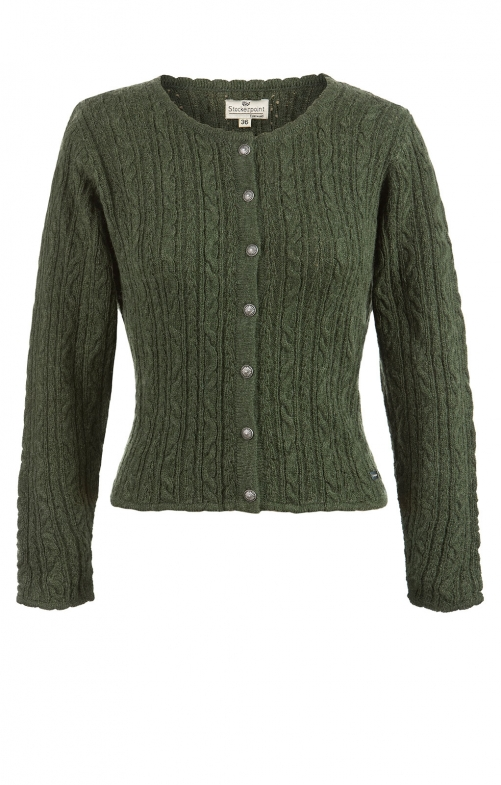 Traditional Cardigan LIZ3 fir
